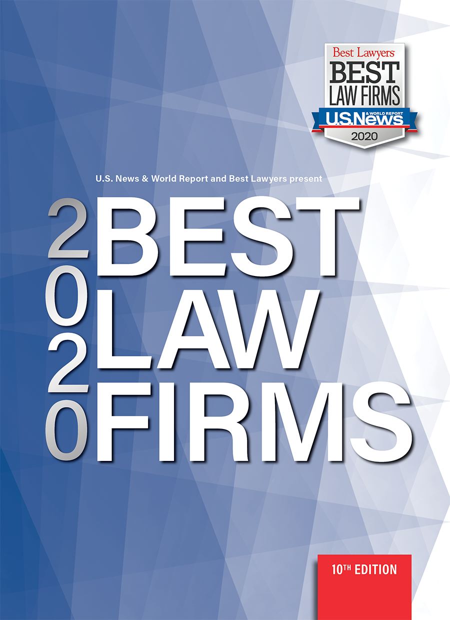 U S  News – Best Lawyers® Best Law Firms